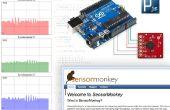 Conduire une page Web en temps réel en utilisant Arduino, SensorMonkey et Processing.js