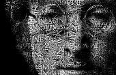 Transformer un visage en un Portrait puissant texte dans Photoshop