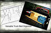 Comment construire un organisateur de lit camion
