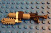 LEGO engins de guerre tronçonneuse pistolet (ou quelque chose comme ça)