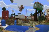 Sauver le monde : Minecraft PE