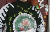 Pull de Noël laid-un pour vous et pour votre animal de compagnie !