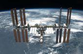 Comment repérer le col de Station spatiale internationale par.
