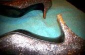 Comment monter une paire de talons hauts avec Sugru - caoutchouc auto-tarage