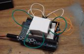 Cube d'humeur Arduino a conduit (petit) (vidéo incluse)