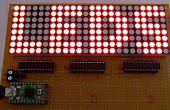 LED est contrôlé à l'aide d'Application c# et Arduino
