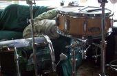 Tom basse à la conversion de tambour de Kick sur un budget serré. + mise à jour +