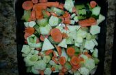 Soupe Variable simple - soupe de légumes