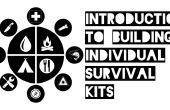 Introduction à la création de trousses de survie individuelles
