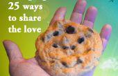 Bon Karma Cookies... et 25 façons de partager l'amour