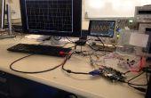 Oscilloscope numérique à l'aide de Conseil Zybo Digilent