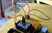 Le Raspberry Pi - Arduino connexion