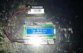 Standalone Arduino chronomètre - bouclier de clavier LCD SainSmart