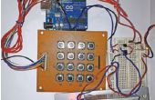 Arduino basé système de verrouillage de la porte