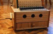 Construire une boîte à musique mécanique Programmable