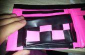 Comment faire un changement poche juste sur votre portefeuille de bande de conduit