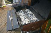 Remplacement du charbon de bois plateau ou Pan pour un gril à charbon