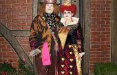 La Reine Rouge et le Chapelier fou