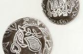 L'air sec Boho argile poterie ~ conçu par Candie Cooper pour produits ACTÍVA