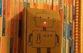 Enregistrement de température Arduino Robot