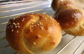 Super doux et humide chinois boulangerie brioches