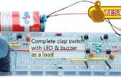 Clap interrupteur (Simple, illustré, vous pouvez le construire)