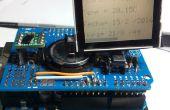 Pression et température indicateur de Arduino