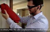 Smart de lunettes pour aider les aveugles, avec Pivothead LiveModPro et Edison Intel