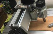 3040 CNC graveur / broyeurs à moteur dissipateurs de chaleur