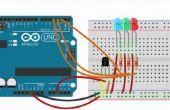 Indicateur LED de température Arduino