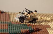 Jeep LEGO créés dans SolidWorks