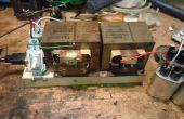 Faire une 240V MOT haute tension alimentation 120V transformateurs