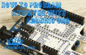 La programmation ATtiny85 avec Arduino UNO
