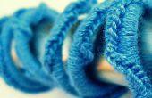 Les flots bleus : Crochet gainé écouteurs