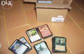 Comment faire pour inverser la magie les cartes de collecte