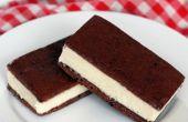 Ice Cream Sandwich recette