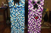 Costume de plante grimpante Minecraft