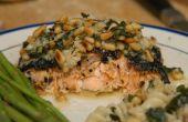 Noirci saumon