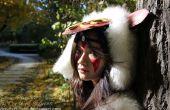 Costume de Princesse Mononoke