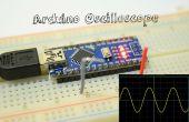 Arduino Oscilloscope moins de 5 $ - 3 canaux
