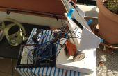 Traqueur solaire avec arduino à partir de matériaux chaque jour