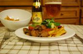 Mijotés lapin bière belge ragoût