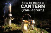 Comment faire un Cantern™