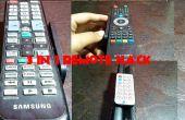 TV Remote Hack ! (Ne jamais perdre votre télécommande!)