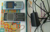 Facile Comment recharger une batterie de téléphone portable d'autre téléphone portable