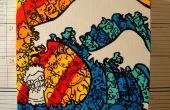 TOILE : Des cauchemars et des raz de marée