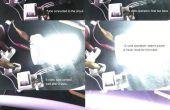 Un convertisseur de tension simple, faible pour les lampes fluorescentes jusqu'à 15 watts