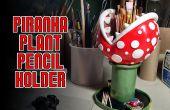 Piranha Plant porte-crayons