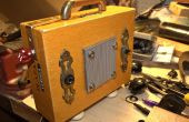 Faire votre propre Cigar Box guitare / amplificateur lecteur Mp3