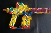 Knex Micro SMG Instructions